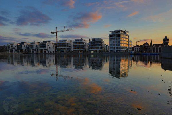 Phoenixsee in Dortmund   © Die Buben - Oliver Bube